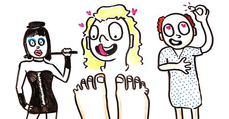 тест на предпочтение секса