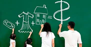 Тест на семейный бюджет