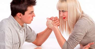 Тест на лидера в отношениях на двоих